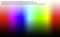 "Granger Rainbow - ""smooth"" perceptual rendering"